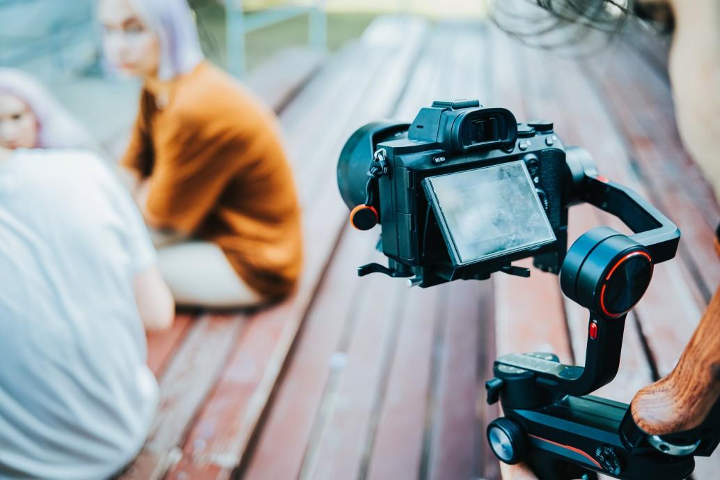 Videograf finden