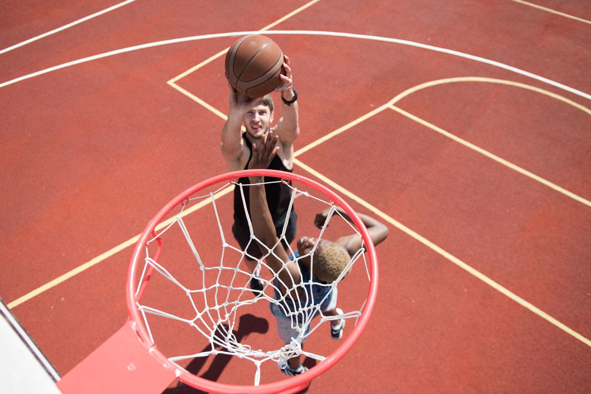 Angebotsbild-Basketball