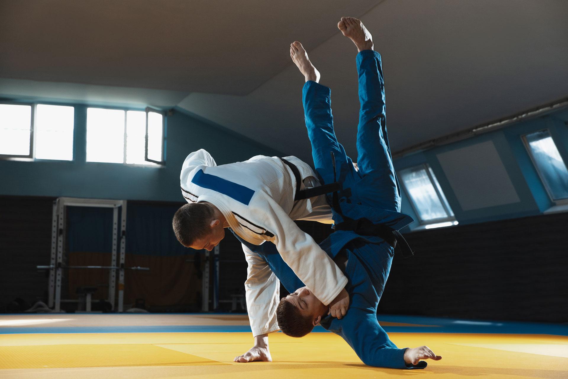 Angebotsbild-Judo