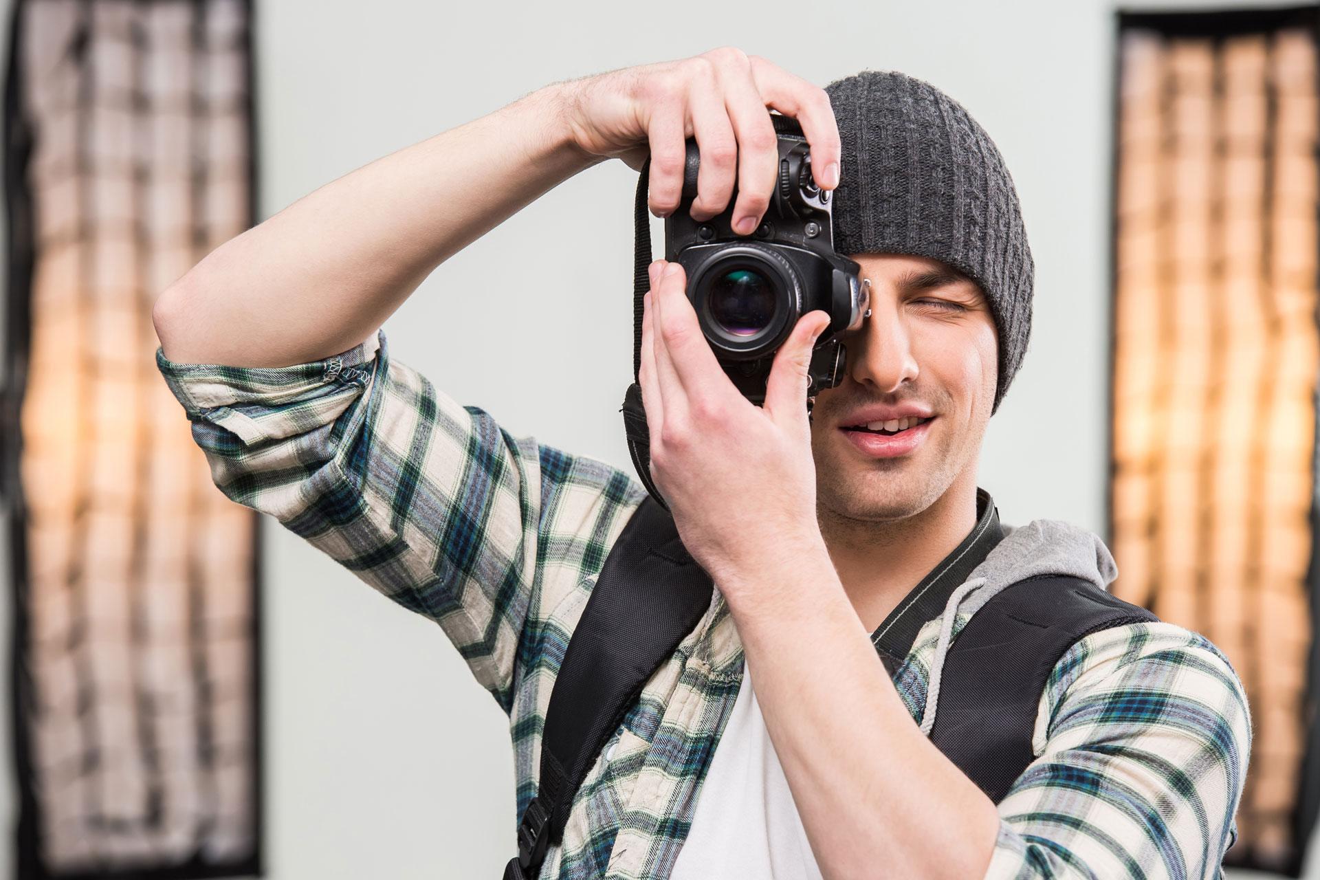 Angebotsbild-Portraitfotograf
