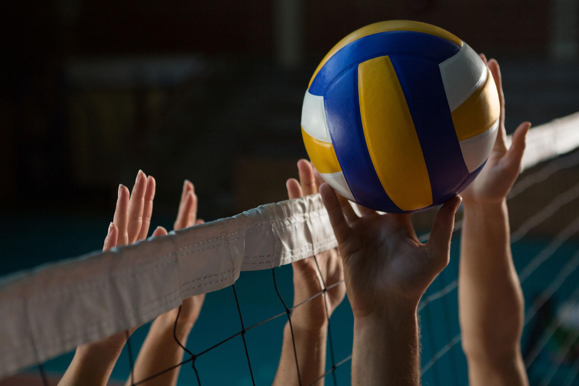 Angebotsbild-Volleyball
